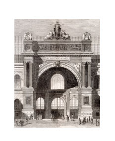 Expo 1855 Paris