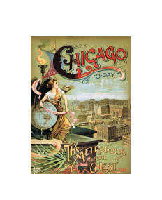 World Expo 1893 Chicago