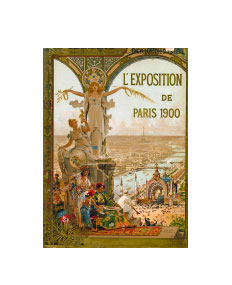 Expo 1900 Paris