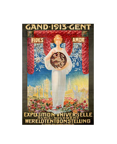 World Expo 1913 Ghent
