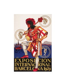 Expo 1929 Barcelone