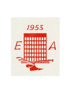 Expo 1953 Rome