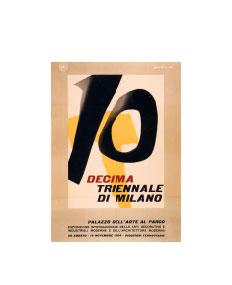 Triennale di Milano 1954