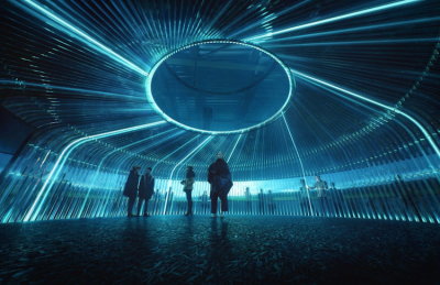 UK pavilion at Expo 2017 Astana