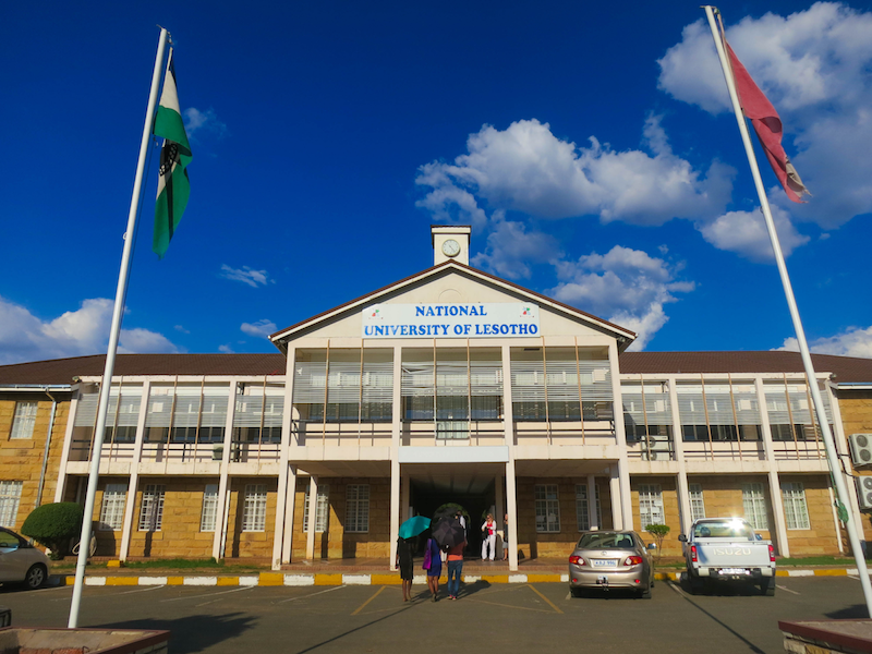 Expo 2017 BIE-Cosmos Prize awarded to the National University of Lesotho