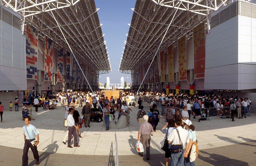 Innovations in the Sustainability of the Built Environment at Expo 1998 Lisbon: Part II