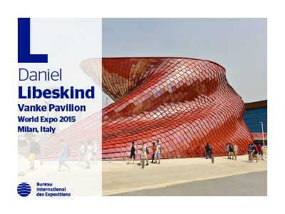 A to Z of Expo Architects: Daniel Libeskind
