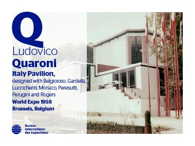 A to Z of Expo Architects: Ludovico Quaroni