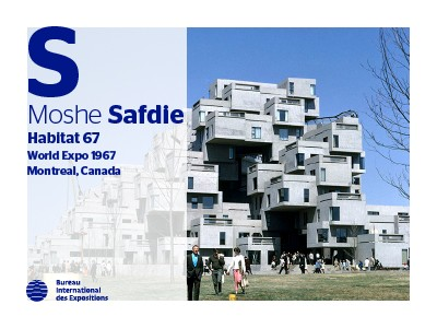 A to Z of Expo Architects: Moshe Safdie