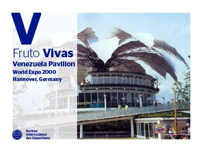 A to Z of Expo Architects: Fruto Vivas