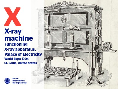 A to Z of Innovations at Expos: X-ray machine