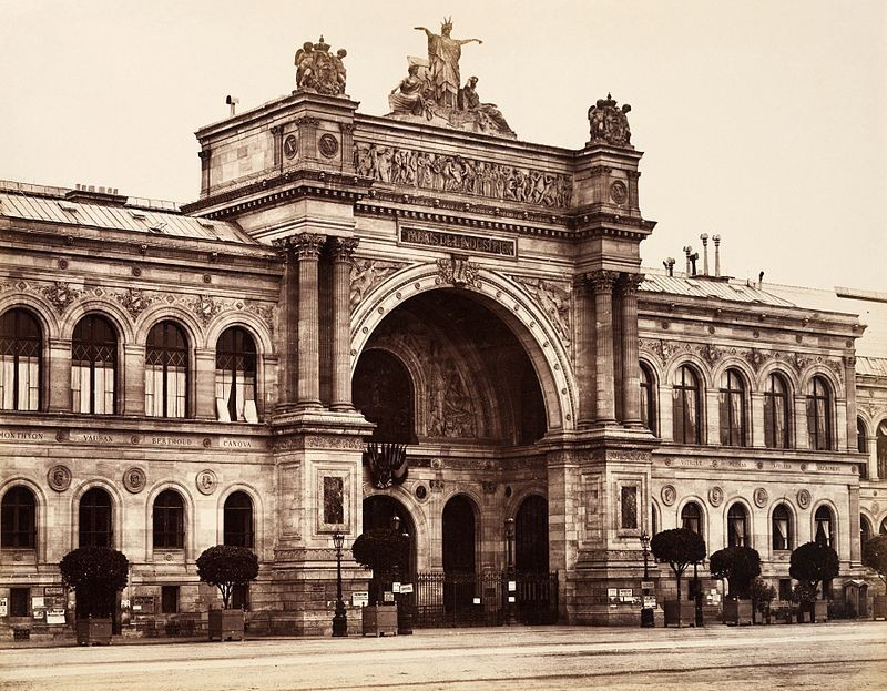 5 things you might not know about Expo 1855 Paris