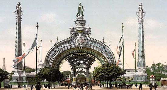 5 things you might not know about Expo 1900 Paris