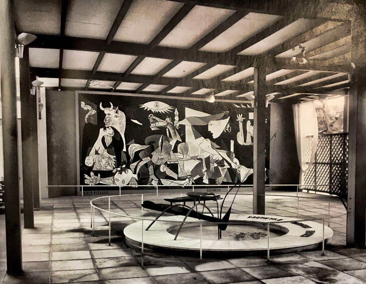 80 years since its Expo 1937 debut, Guernica's message still resonates