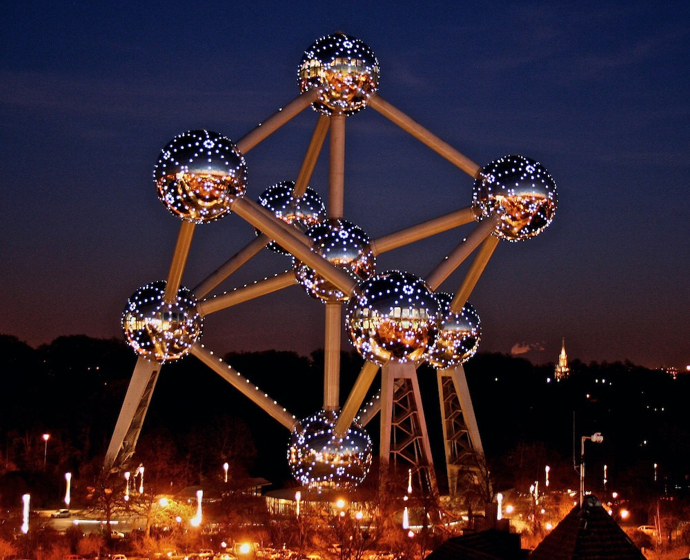 Celebrating 60 years of Expo 1958 and its iconic Atomium