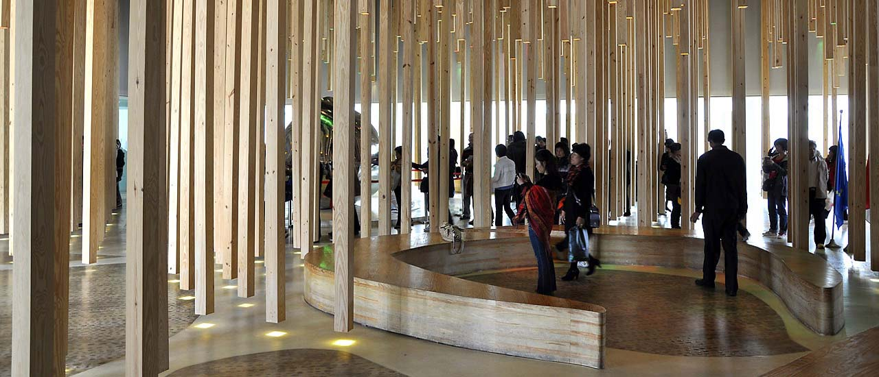 Expo Shanghai 2010 – Pavilion of Hungary