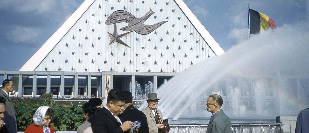 Expo Bruxelles 1958