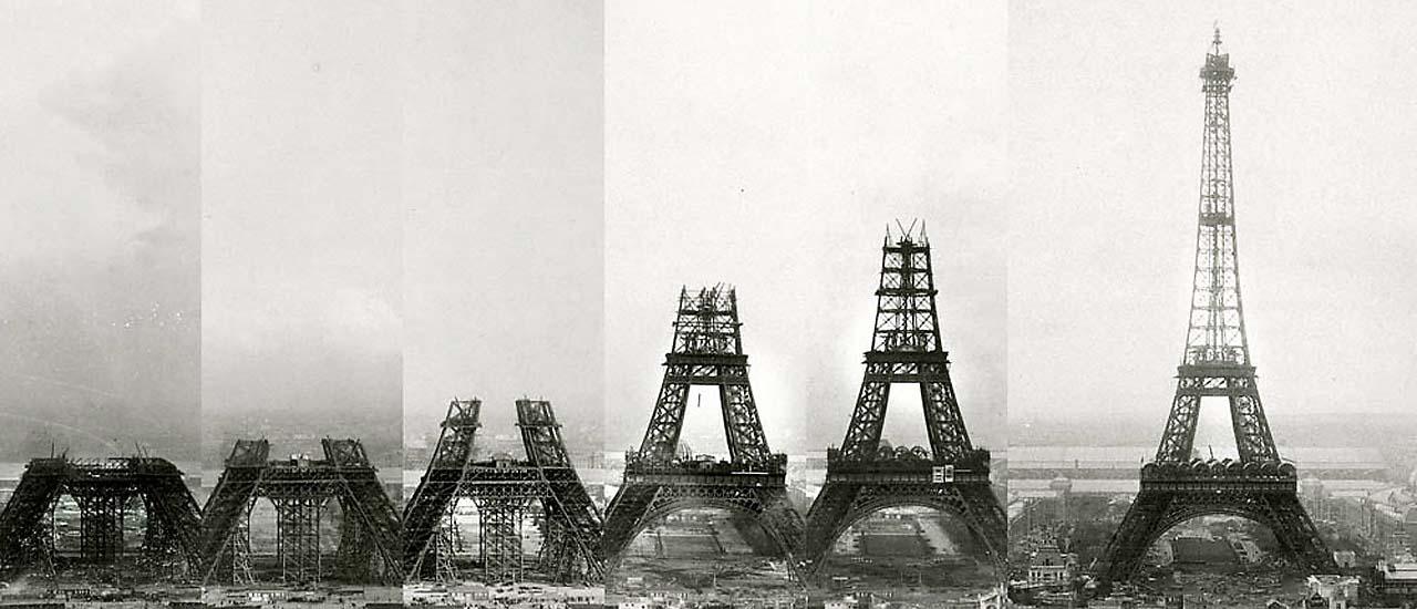 Expo Paris 1889 – The Eiffel Tower