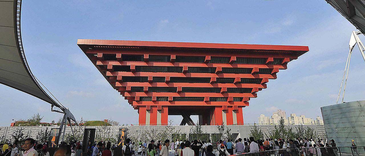 Expo Shanghai 2010 – Pavillon de la Chine